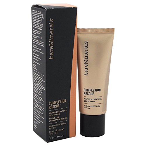 Face Spice (bareMinerals Complexion Rescue Tinted Hydrating Gel Cream SPF 30, Spice 08, 1.18 Ounce)