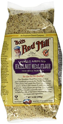 atural Hazelnut Meal/Flour - 14 oz (Hazelnut Flour)