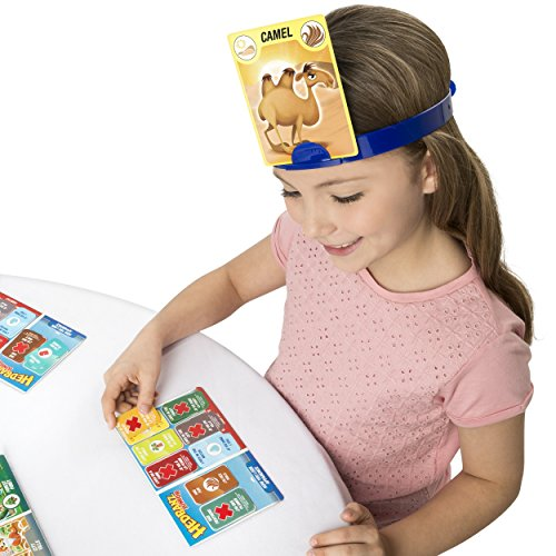 Spin Master Games Hedbanz Games