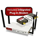 Accelerated Modular 6350-SR LTE Router with Wi-Fi and Integrated Plug-in LTE Modem; CAT 6; LTE/HSPA+ / EV-DO