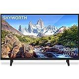 Skyworth E-Series 1080P 40'' Inch LED TV 60 Hz Dolby Audio Sound 40E2