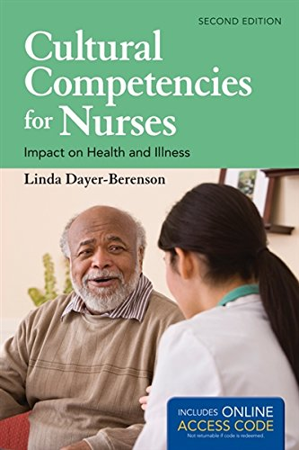 1449688071 - Cultural Competencies for Nurses: Impact on Health and Illness