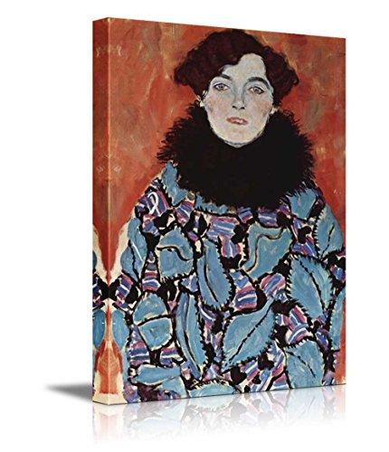 Portrait of Johanna Staude by Gustav Klimt Austrian Symbolist Painter