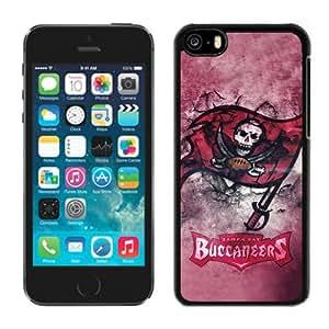 NFL Tampa Bay Buccaneers iPhone 5C Case 013 NFL Iphone 5C Case
