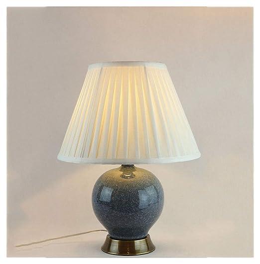 WEIBIN_LIU Lámparas de escritorio Lámpara de mesa, mesa de noche ...
