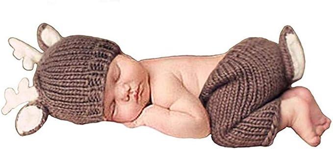 Amazon.com: Lppgrace - Traje de fotos para recién nacido ...