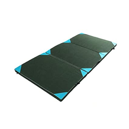 Amazon.com: ZJ Tri-Fold Gym Mat for Gymnastics, Aerobics ...