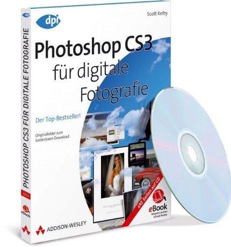 Photoshop CS3 für digitale Fotografie - eBook auf CD-ROM (AW eBooks)