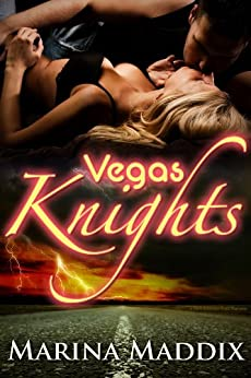 Vegas Knights (A Billionaire BBW Romance) (Knight Fall Book 2) by [Maddix, Marina]