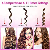 Cordless Auto Hair Curler, Automatic Curling Iron