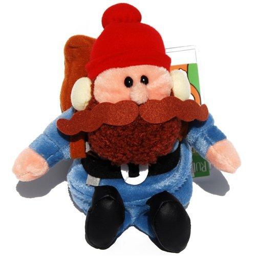 Toys Misfit - Yukon Cornelius Beanie Plush - Rudolph Island of Misfit Toys CVS 1998