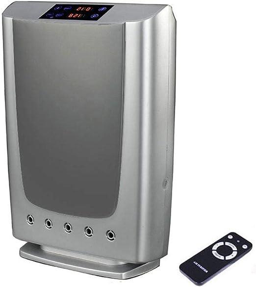 DBSCD Purificador de Aire portátil generador de ozono, máquina de ...