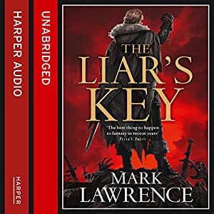 The Liar's Key Audiobook