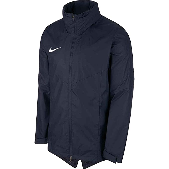 Amazon.com: Nike Academy 18 - Chaqueta de lluvia para mujer ...