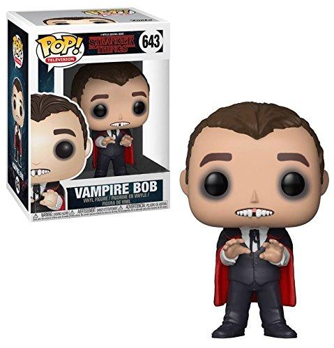 Funko Pop! Stranger Things - Bob con disfraz de Vampiro