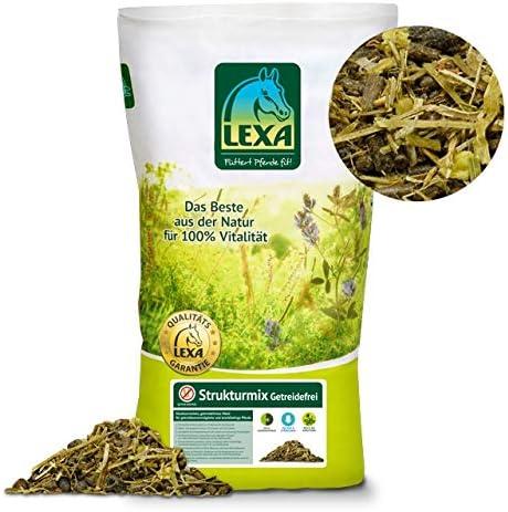Lexa Strukturmix Getreidefrei-15 kg Sack