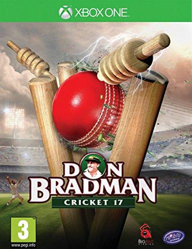 DON BRADMAN CRICKET 17 (XBOX ONE)