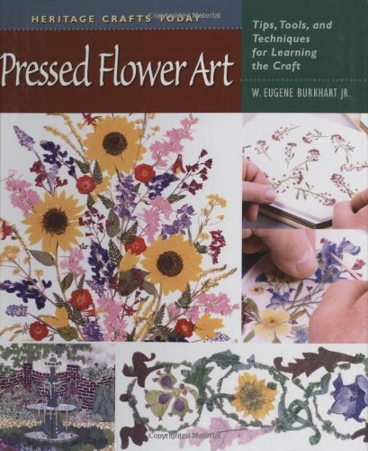 dried flower project books how to projects tips for drying flowers pressed flowers how-to booklets inspiration Microfleur project book