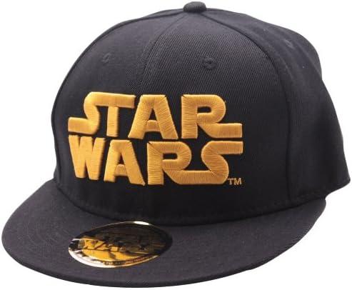 Baseball Hat Star Wars Golden Logo Cappellino Unisex