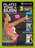 Fitness experts Patricia Moreno and Tanja Djelevic host this series of workouts, DANCE: CORE CROSS TRAIN, KICKBOX: CORE CROSS TRAIN, CARDIO BURN SCULPT - each designed to offer intense cardiovascular exercise while providing toning and sculpting bene...