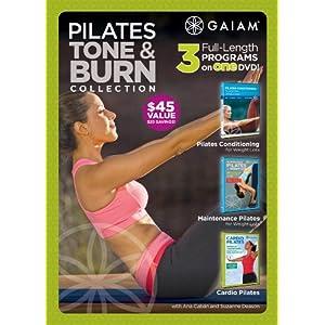 Pilates Tone & Burn Collection (2010)