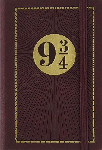 J.K. Rowlings Wizarding World: Travel Journal: Ruled Pocket Notebook (Insights Journals)