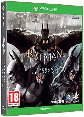 Batman Arkham Collection (Standard Edition) - Xbox One ...