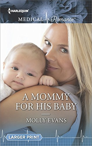 book cover of A Mommy for His Baby