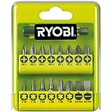 Ryobi Bitset 17-tlg.  RAK17SD, 5132002550