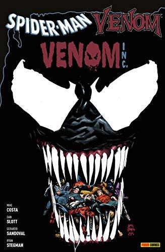 Spider-Man und Venom: Venom Inc. (German Edition)