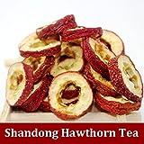Salud Y Belleza Best Deals - Bargain World 100 g de Shandong té de espino haw perder peso rebana la belleza del cuidado de la salud de té de hierbas
