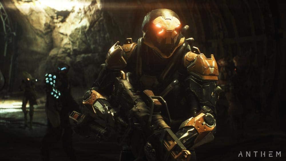 Anthem Xbox One - Xbox One [Importación francesa]: Amazon.es ...