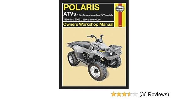 Polaris xplorer 400 manual ebook 1999 2000 polaris atv and 6x6 repair manual download array haynes atv manual polaris m2508 0038345025082 amazon com books rh amazon fandeluxe Gallery