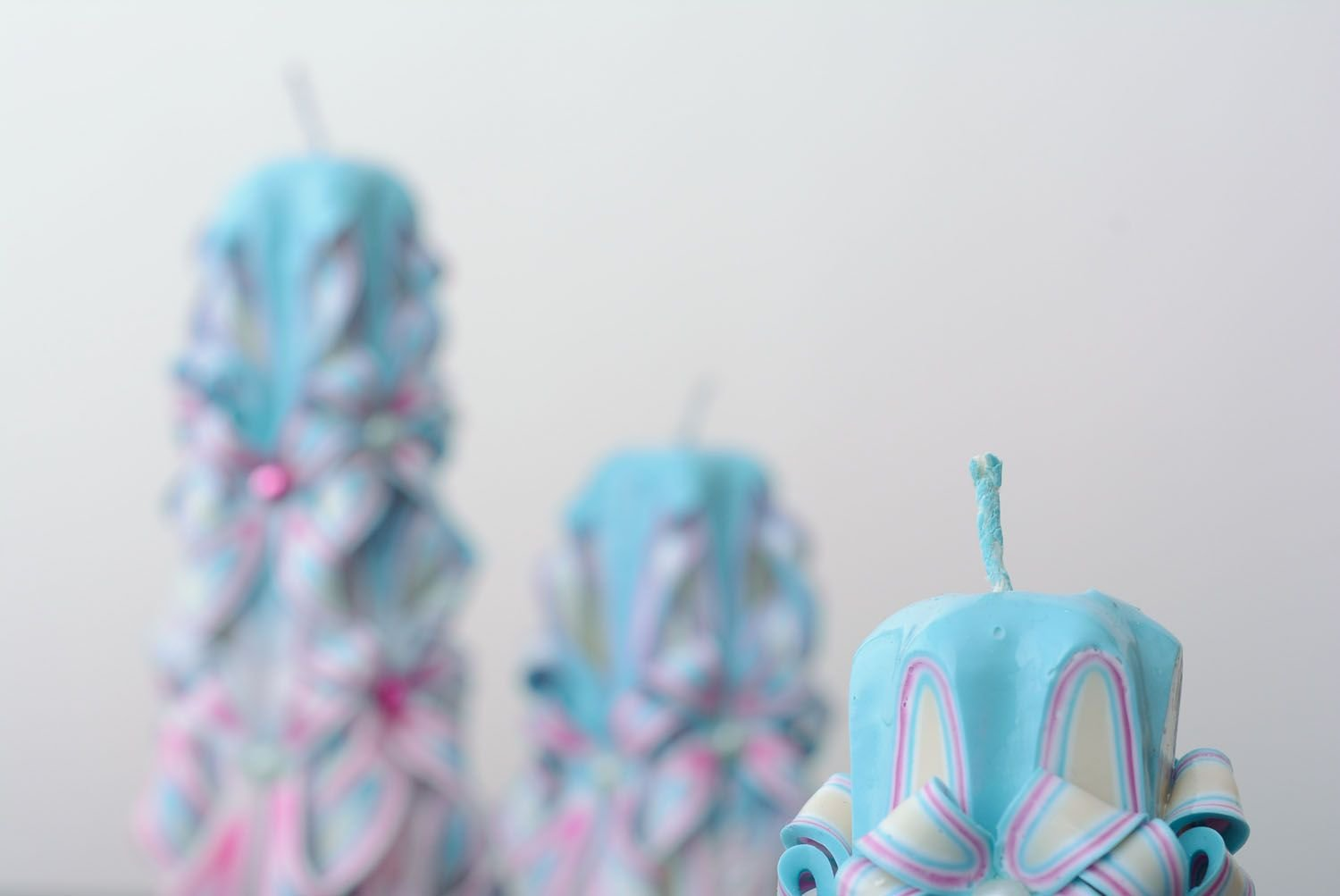 Set Of New Year Candles by Handmade (Image #3)