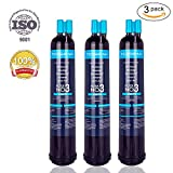 Tosima 9083 Refrigerator Water Filter Replacement for Kenmore 9030 46-9083 9020 (3PCS,Purple)