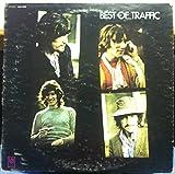 TRAFFIC BEST OF vinyl record