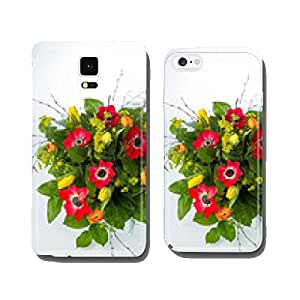 Bouquet of spring flowers cell phone cover case iPhone6 Plus