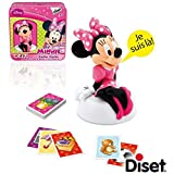 Diset - 46649 - Jeu Educatif Electronique - Cache-cache Minnie