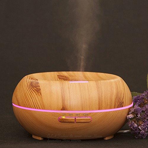 [Humidifier Essential oil diffuser Diffuser Difusor de aroma Mist maker Nebulizer aroma diffuser Humidifier air] (Water Meter Costume)
