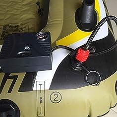 Adaptador de válvula de Aire kayak 4