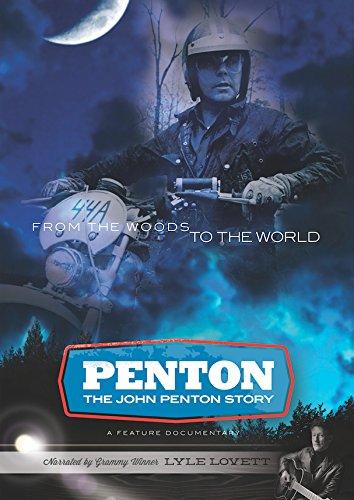 PENTON: The John Penton Story (Blu-ray)