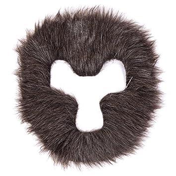 unisex Gorila / Hombre Lobo elastificados Cabello Cara máscara.