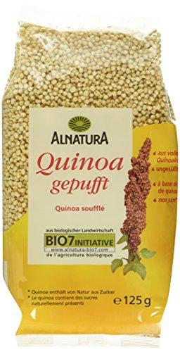 Alnatura Bio Quinoa, gepufft (125 g)
