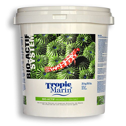 Tropic Marin 190506 200 gallon Bio Active Salt Bucket by Tropic Marin