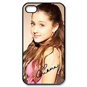Customize Famous Singer Ariana Grande Back Case for iphone 4 4S JN4S-1948