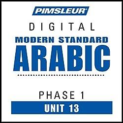 Arabic (Modern Standard) Phase 1, Unit 13