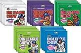 Big League Chew Bubble Gum Variety Pack 5 Flavors