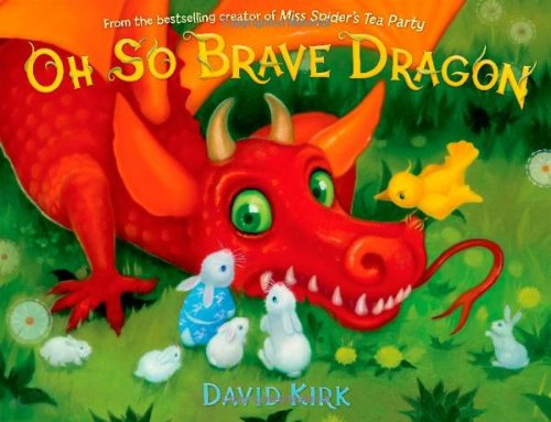 Oh So Brave Dragon Picture product image