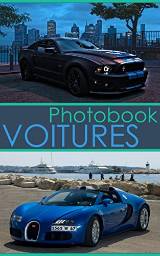 Voitures Photobook: Voitures (French Edition)
