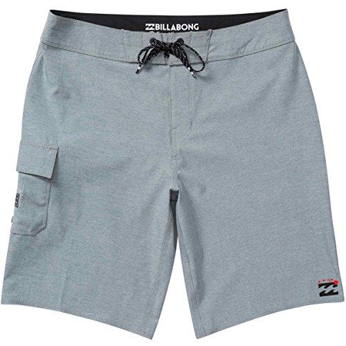Billabong Boardshorts - Billabong Men's All Day X Hawaii Boardshorts Grey Heather 29
